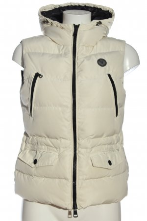 Harbour Down Vest natural white casual look