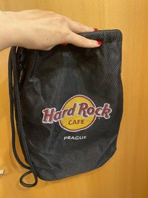 Hard Rock Cafe Torebka typu worek czarny