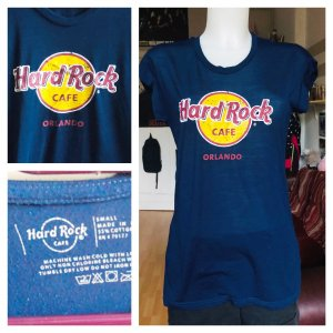 Hard Rock Cafe Orlando Shirt S