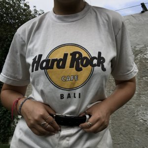 Hard Rock Café Shirt aus Bali