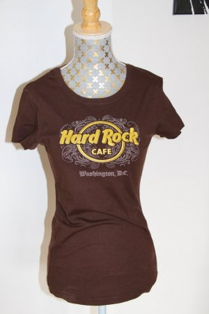 "Hard Rock Cafe Shirt Gr. S ""Washington D.C."""