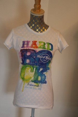 Hard Rock Cafe Shirt Gr. XS Wien