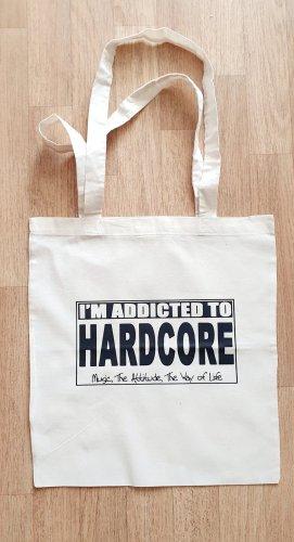 Hardcore Beutel Tasche beige
