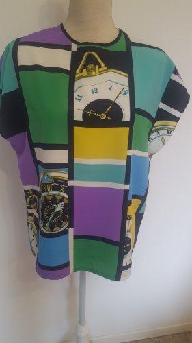 Hardob Blusa kimono multicolore
