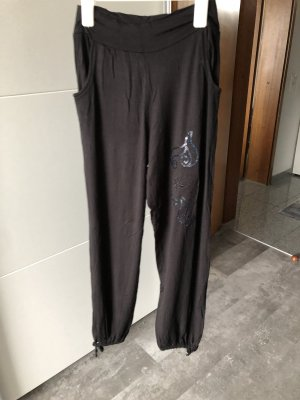 Pantalone alla turca nero