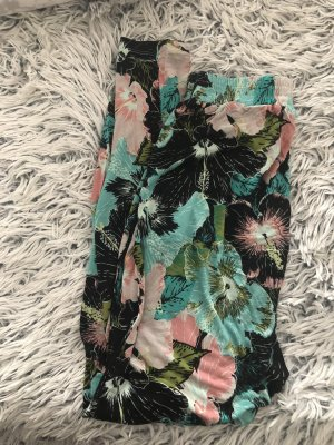 Haremhose Sommerhose H&M XS Hawaii Muster