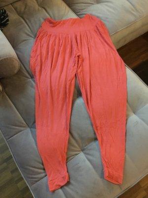 Pantalón estilo Harem albaricoque