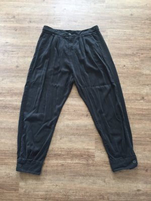Mac Pantalón estilo Harem negro