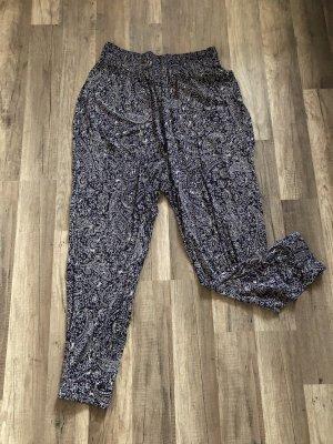 H&M Pantalón estilo Harem multicolor