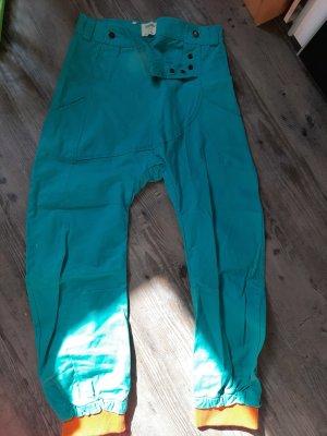 Tranquillo Pantalone alla turca azzurro
