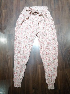 Bloomers white-pink