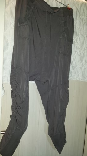 Cream Pantalon large gris