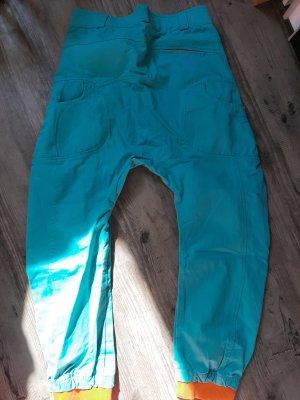 Tranquillo Pantalón estilo Harem azul claro