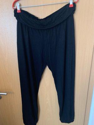 Buffalo Pantalón estilo Harem negro