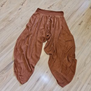 Pantalón estilo Harem multicolor Viscosa