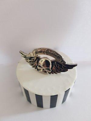 Harley Davidson Spinka czarny-srebrny
