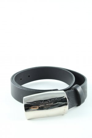 Harley Davidson Leather Belt black business style
