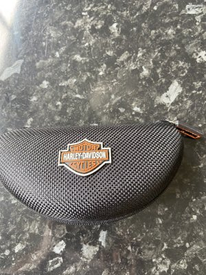 Harley Davidson Glasses black