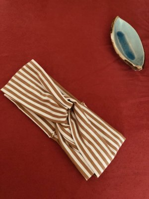 Ribbon brown-cream