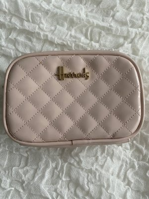 Harrods Minibolso rosa-color oro