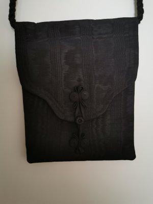 Harrods London Stoff Tasche Farbe schwarz