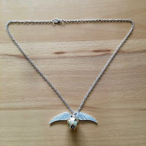 Harry Potter goldener Schnatz Halskette Kette