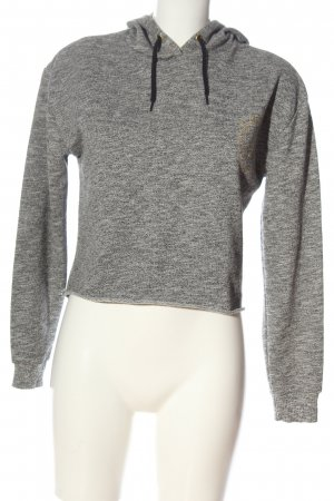 Harry Potter Sudadera con capucha gris claro moteado look casual