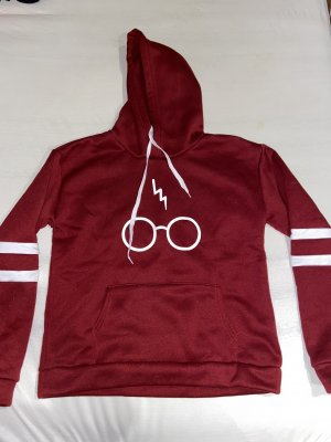 Harry Potter roter Hoodie
