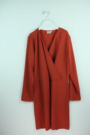 Hartford Kleid Wrap-Ausschnitt 2x getragen Gr. 3 = 40 NP 245€