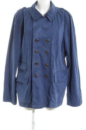 Hartford Kurzmantel blau Casual-Look