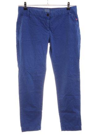 Hartford Stoffhose blau Casual-Look