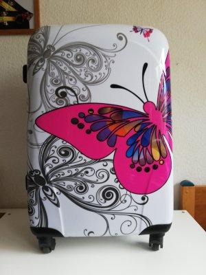 Koffer veelkleurig