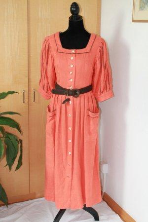 Hasegg Trachten Leinenkleid Made in Österreich
