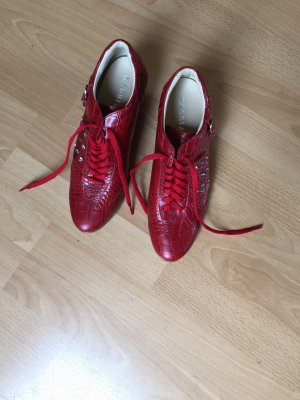 Hassia- rote Schuhe, Größe 38