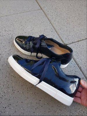Hassia Schuhe Lackoptik Gr. 4½ / 37