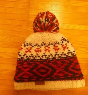 Barts Bobble Hat multicolored
