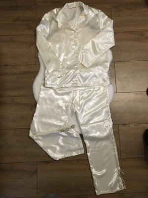 Leisure suit natural white