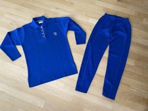 Anasasi Completo sportivo blu Cotone