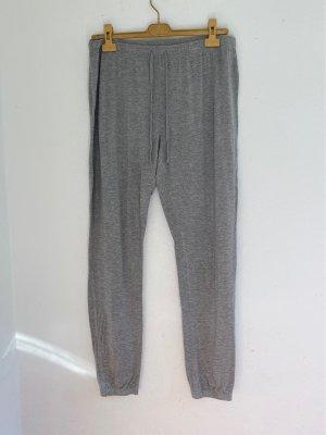 Hema Leggings grigio chiaro Viscosa