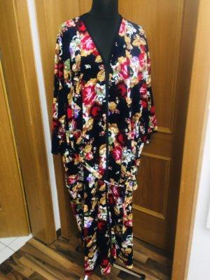 Vestaglietta carminio-nero
