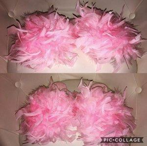 Pantuflas rosa claro