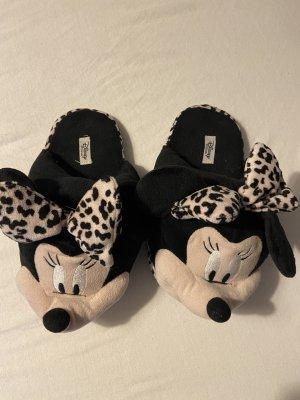 Disney Ciabatta aperta nero-crema