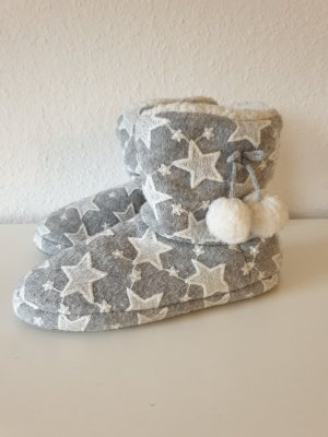 no name House Boots light grey
