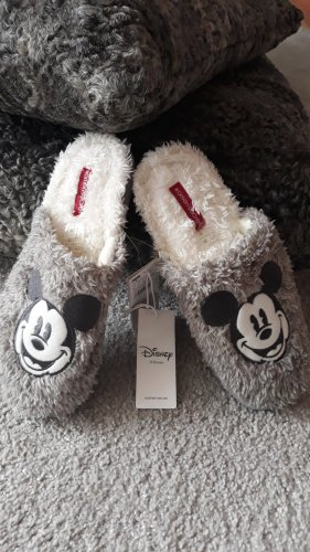 Disney Ciabatta aperta grigio