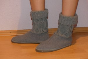 House Boots azure