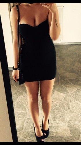 Pimkie Sukienka gorsetowa czarny