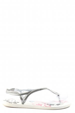 Havaianas Dianette Sandals silver-colored casual look