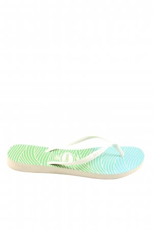 Havaianas Dianette sandalen wit casual uitstraling