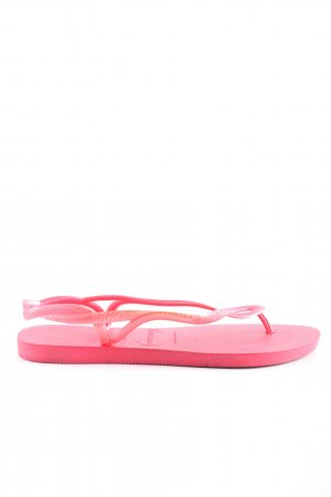 Havaianas Sandalo infradito rosa stile casual