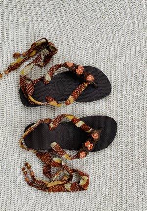 Havaianas Flip-Flops Gr.36 Sondermodell mit Bändern